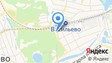Церковная лавка на ул. Дзержинского на карте