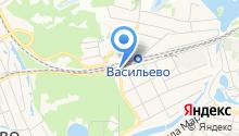 Васильевский хлеб на карте