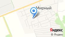 ULPB на карте