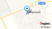 Дом культуры Мирновского сельского поселения, МУК на карте