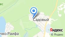 Волжско-Камский природный государственный биосферный заповедник на карте