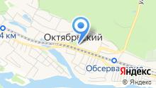 РАМАЗАН на карте
