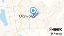 Осиновская гимназия им. С.К. Гиматдинова на карте