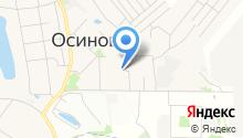 ДОМ, ТСЖ на карте