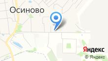 Осиновская теплоснабжающая компания на карте