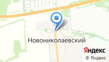 ВосАвто на карте