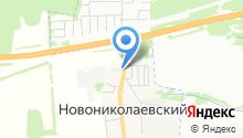АвтозапчастьСервис на карте