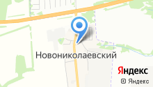 МегаБетон на карте