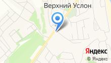 Палата имущественных и земельных отношений Верхнеуслонского муниципального района на карте
