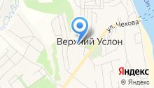 Управление МЧС Республики Татарстан по Верхнеуслонскому муниципальному району на карте
