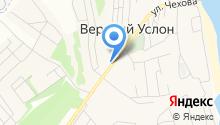 Таттелеком, ПАО на карте