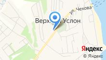 Государственное ветеринарное объединение Верхнеуслонского муниципального района на карте