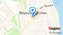 Исполнительный комитет Верхнеуслонского сельского поселения на карте