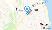 Коммунальные сети Верхнеуслонского района на карте