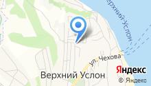 Продуктовый магазин на Садовой на карте