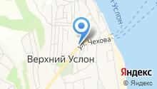 Подростковый молодежный клуб Верхнеуслонского района на карте