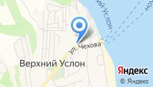 Совет Верхнеуслонского муниципального района на карте