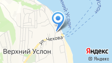 Отдел службы судебных приставов по Верхнеуслонскому району Республики Татарстан на карте