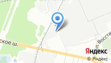 Car Town на карте