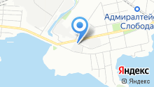 Астра-Сити на карте