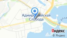 Buta на карте