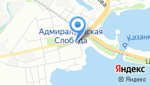 BEER Центр на карте