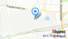 AGM на карте