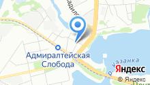Bitu на карте