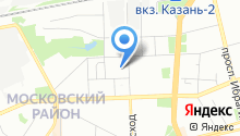 Aктикс на карте