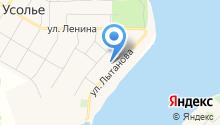 Музей истории Усольского края на карте