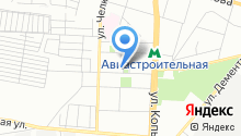 Air Event на карте