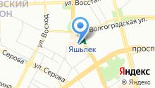 BULMER на карте