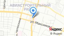 Bonami на карте