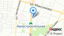 AS на карте