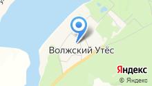 Администрация сельского поселения Волжский Утёс на карте