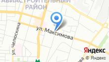 Chimyon на карте