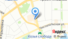 CHICCO на карте