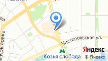 Chaton на карте