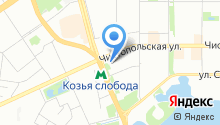 5 топоров на карте