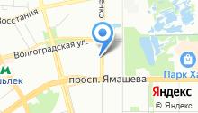 #BEERЖА на карте