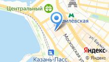 Casada на карте