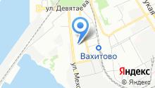 BaryOnix на карте