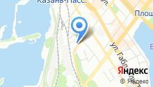 7 отряд ФПС по Республике Татарстан на карте