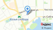Autotat.ru на карте