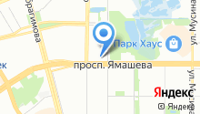 APE.cars на карте