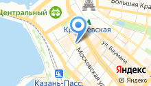 21 ВЕК-ФИНАНС на карте