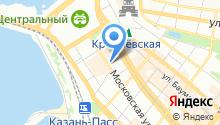 CHOOSE на карте
