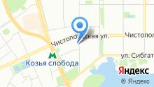 AutoMagaz на карте
