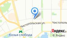 Albina GIZA на карте