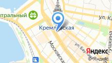 AVT travel на карте